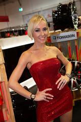 TR846784.jpg (thomasroth84) Tags: sexy promotionmodel girl hostess essenmotorshow gridgirl edecanes model promogirl promotoras catsuit ombrelline