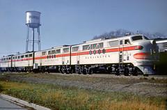 CB&Q FT 112D (Chuck Zeiler 48Q) Tags: cbq ft 112d burlington railroad emd locomotive brookfield train alchione chz