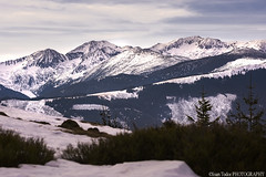 Retezat Mountains (Ioan Todor. Photography's) Tags: romania europe wilderness nature season winter white snow mountains forest ridges retezat carpathians