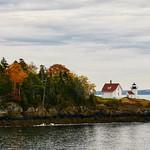 Curtis Island Light thumbnail