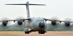 Airbus Airbus A400M EC-400 (James L Taylor) Tags: raf100 celebration royal international air tattoo 2018 riat18 park view west arrivals day thursday 12th july airbus a400m ec400