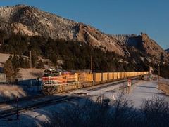 First Daylight with some Daylight at Plainview (Erik C. Lindgren) Tags: sunrise alpenglow mountains mountainscape landscape landscapephotography travel southernpacific unionpacificmoffattunnelsub unionpacificmoffattunnelsubdivision moffatsub moffattunnelsub moffattunnelsubdivision rockymountains coloradorockymountains coloradorailroads coloradotrains colorado spdaylight daylight southernpacificrailroad 1996 heritageunit unionpacificrailroad unionpacific