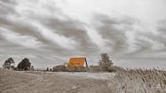Hiddensee- Gewölk (Don Bello Photography) Tags: herbst 2018 inselhiddensee vitte himmelsbilder himmelszeichnungen wolken sky clouds colorkey mecklenburgvorpommern sepia acdsee panasonicfz1000 lumixfz1000 reinhardbellmann donbellophotography