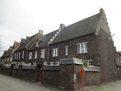 IMG_5211 (Damien Marcellin Tournay) Tags: montsaintamand gand gent belgique belgium béguinage begijnhof