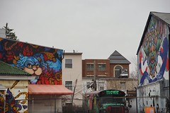 4/365 Need a little mojo (explored #159) (puckish) Tags: 365the2019edition 3652019 day4365 04jan19 graffiti mural city dc washingtondc streetart explored