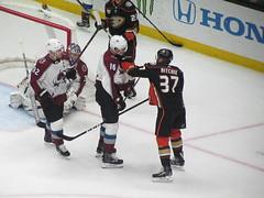 IMG_5119 (Dinur) Tags: hockey icehockey nhl nationalhockeyleague avalanche avs coloradoavalanche ducks anaheimducks