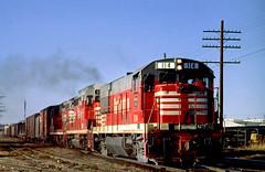 CB&Q U28B 114 (Chuck Zeiler 48Q) Tags: cbq u28b 114 burlington railroad ge locomotive denver train alchione chz