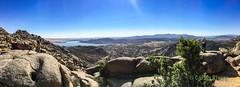 Panorama desde La Pedriza. (Airbeluga) Tags: paisajes nature senderismo sendlapedriza madrid panorama españa boalo manzanareselreal comunidaddemadrid es
