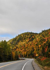 on the road again #3 (jean-marc losey) Tags: canada québec charlevoix route road automne autumn d700