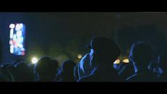 Touched By Blue (Samuel Portilla) Tags: blue azul light luz concert concierto multitud crowd musica music festival rock al parque 2018 silhouette siluetas people noise ruido grainy grano grain green verde backlight contraluz cold frío night noche bogotá cinematografía cinematography cinematic cinematico