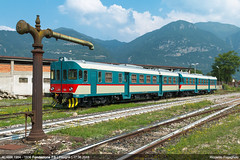 ALn668 1904 - 1936 (Il Fotografo Ferroviario) Tags: fondazionefs fs aln6681904 aln6681936 aln668 pisogne lineabresciaedolo ngc