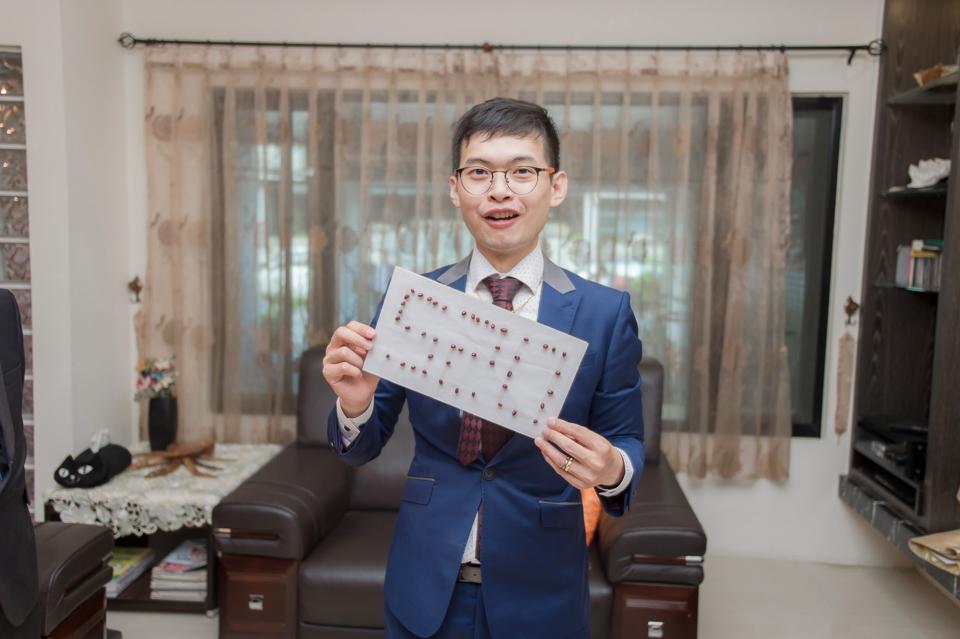 台南東東宴會式場 婚宴 走在幸福的紅毯上 R & B 034