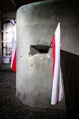 Street bunker, Warsaw (jlben Juan Leon) Tags: aok carlzeiss carlzeissdistagon3514zm leica leicam leicam240 leicamtyp240 leicamtype240 poland polonia varsovia warsaw zeissdistagont1435zm zeisst1435