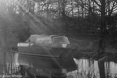 IMGP9335 (Brian H Whittle) Tags: blackwhite leedsliverpoolcanal rufford canal