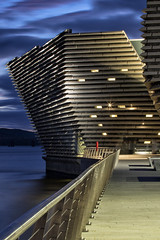 V&A Dundee (joe alberghi) Tags: building structure va museum modern lines dundee scotland