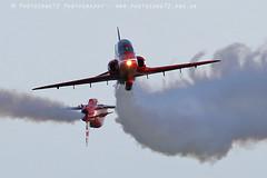 8669 Synchro pass R6 incoming (photozone72) Tags: raf rafat redarrows reds redwhiteblue hawk scampton lincolnshire aviation aircraft jets canon canon7dmk2 canon100400f4556lii 7dmk2