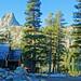 First Snow, Lake George Cabin, CA 10-18