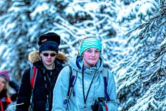 537A6582 (sullivaniv) Tags: alaska eagle river biggs bridge hiking group