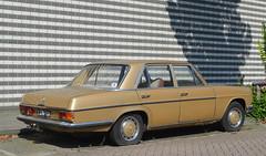 1973 Mercedes Benz 280 53-41-XH (Stollie1) Tags: 1973 mercedes benz 280 5341xh amsterdam