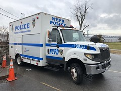 NYPD Technical Assistance Response Unit International TerraStar #7024. (Finest 3100) Tags: queens technicalassistanceresponseunit nypd