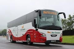 Bus Eireann LC313 (171D10140). (Fred Dean Jnr) Tags: buseireannroute261 cork buseireann vdl bova futura fhd2 lc313 171d10140 ballinacurra june2017