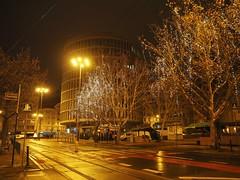Poznan - 27 Grudnia Street and Okrąglak