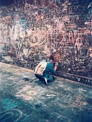 Holga_Rollei_CrossBird_000007 (joannewhiteart) Tags: holga rollei crossbird ilovefilm filmphotography muralfestvancouver muralfest2018 analogue streetphotography