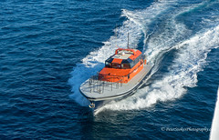 Fremantle Pilot boat, Western Australia (Peter.Stokes) Tags: australia australian awayfromitall boats clouds coast coastline colour colourphotography countryside cruise landscape landscapes outdoors panorama photo photography saltwater sea sky summer vacations water waves westernaustralia