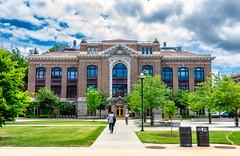 Bowne Hall (Eridony (Instagram: eridony_prime)) Tags: syracuse onondagacounty newyork universityhill university privateuniversity campus syracuseuniversity constructed1907