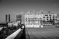 Marseille, B&W, 61 (Patrick.Raymond (5M views)) Tags: marseille 13 street maggiore bw nikon architecture