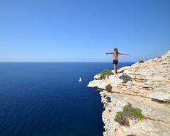 12. Acantilados de Menorca (Diario de un Mentiroso) Tags: menorca