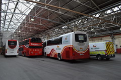 Bus Éireann SC327 151-D-19509 - LE2 12-D-20539 - SC315 12-D-1013 (Will Swain) Tags: dublin broadstone depot 16th june 2018 bus buses transport travel uk britain vehicle vehicles county country ireland irish city centre south southern capital éireann sc327 151d19509 le2 12d20539 sc315 12d1013 sc 315 le 2 327