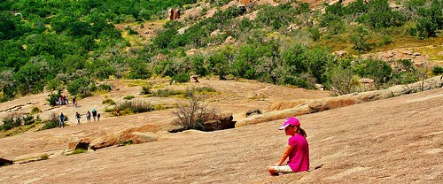 So Tired, Enchanted Rock, Fredericksburg, TX