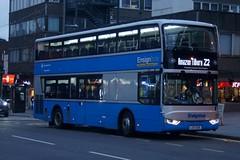 Enterprise: Ensignbus BCI FBC6108BRZ1/BCI Enterprise LX17DZB (141) Barking Station 16/03/19 (TheStanstedTrainspotter) Tags: essex london eastlondon bus buses transport public publictransport ensignbus ensign tilbury amazon amazontilbury z2 barking canningtown rainham bci enterprise bcienterprise lx17dzb 141 barkingstation