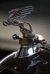 Amilcar car badge (Fernando Two Two) Tags: amilcar car badge logo coche auto retro autoretro