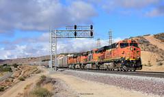 BNSF 7759 ( GE ES44DC ) (vsoe) Tags: eisenbahn bahn züge güterzug güterzugstrecke diesellok diesel california kalifornien usa us amerika america freighttrain railway railroad engine emd ge bnsf hesperia
