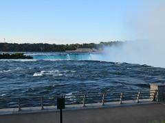 The HorseShoe Falls (Paranoid from suffolk) Tags: 2018 holiday vacation river water niagara falls niagarafalls ny america canada usa powerstation goatisland october