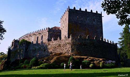 Castillo de Sotomayor. Pontevedra.