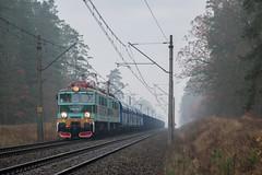 ET41-001 (Melnikovsky) Tags: et41 et41001 hcp hcp203e fog train trainspotting westpommern poland polishrailways pkpcargo pkp rail railroad freight