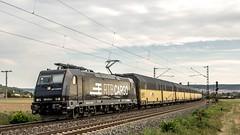 103_2018_09_28_Retzbach-Zellingen_6185_574_DISPO_MRCE_RTB_CARGO_mit_Autotransportzug ➡️ Gemünden (ruhrpott.sprinter) Tags: ruhrpott sprinter deutschland germany allmangne nrw ruhrgebiet gelsenkirchen lokomotive locomotives eisenbahn railroad rail zug train reisezug passenger güter cargo freight fret retzbachzellingen bayern unterfranken mainspessart brll byb db dbcsc dispo egp eloc hctor lm loc meg mt nesa öbb pkpc rhc rpool rtb sbbcargo slg setg xrail 0425 1016 1116 1211 1293 3364 5370 6139 6143 6145 6152 6155 6182 6185 6186 6187 6193 8170 logo natur outddor graffiti