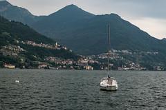 Chop chop (Dominic Sagar) Tags: 2017 adriatic alps boat europe lake t150 sailing bellano lombardia italy it
