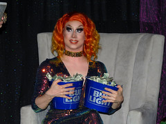 #WHOISBOYGORGE and where do you get buckets of money? (kennethkonica) Tags: zoniescloset dragqueen drag canonpowershot canon people persons usa hoosier midwest america lowlight bar nightlife indianapolis indiana indy faces boygorge