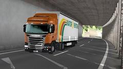 ets2_20181127_233312_00 (Kocaa_009) Tags: scania scaniar streamline fliegl scaniatrucks truck trailer fliegltrailers gallery road tunnel eurotrucksimulator2 windshield r420 v6 scaniar420 france italy