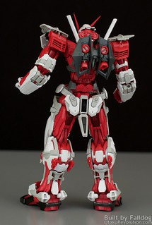 HiRM Astray Red Frame Gundam 13 by Judson Weinsheimer