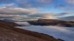 Misty Loch Lomond (rab1320) Tags: lomond benlomond mountains loch highlands munros eich scotland winter landscapes