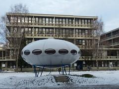 Das Futuro-Haus (1) - 15 Januar 2019 (John Oram) Tags: dasfuturohaus mattisuuronen munich münchen 2003p1090472ce