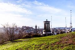 Calton Hill (Prashanth S) Tags: scotland scot scottish scoita uk edinburgh calton hill urban
