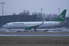 IMGP1517@L6 (Logan-26) Tags: boeing 73782k eza015 msn 39774 turkmenistan airlines riga international rix evra latvia airport aleksandrs čubikins first fly