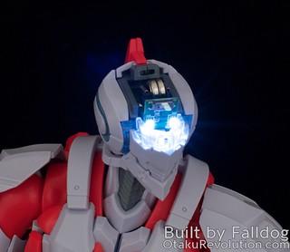Model Principle Ultraman 29 by Judson Weinsheimer