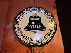 Southern Bell Sign Mac's Club Deuce Bar (Phillip Pessar) Tags: southern bell sign macs club deuce bar system